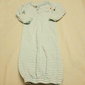 BOGO FREE Carter's Striped Sleep Gown